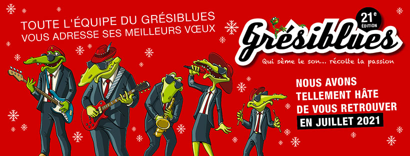 GRÉSIBLUES, concerts et stages